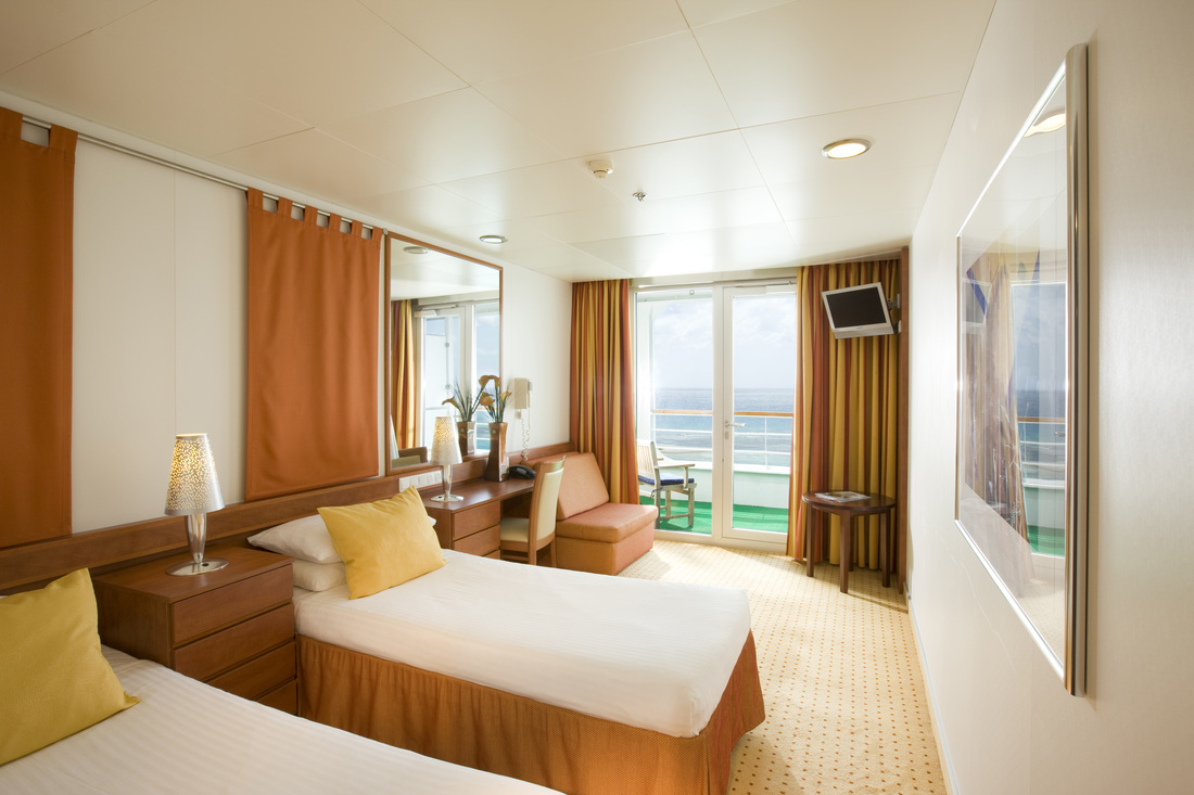 Pacific jewel australian cruise magazine for P o cruise bedrooms